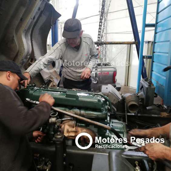 Taller mecánico mecánica diésel pesada córdoba capital