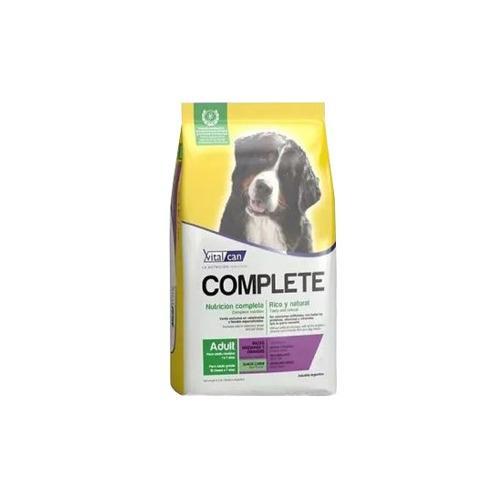 Vital can complete adulto 20 kg perros adultos el molino