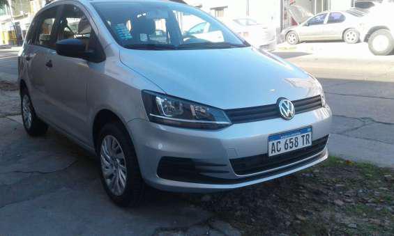 Volkswagen suran confortline 1.6 msi full 0km entrego ya en
