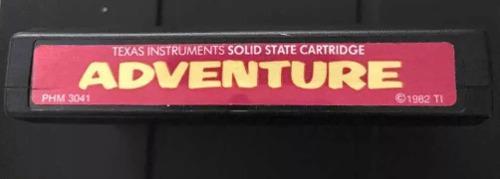 Adventure para ti-99/4a mas juegos - retro no atari msx