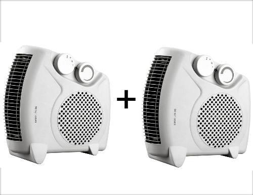 Caloventor portatil winco 1000/2000w baño diseño 2