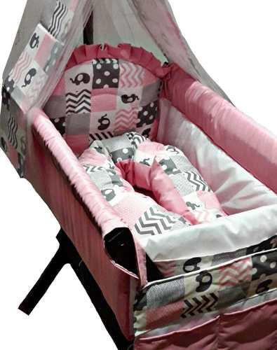 Catre cuna para bebes -reforzado- (super confort) 30 kg.