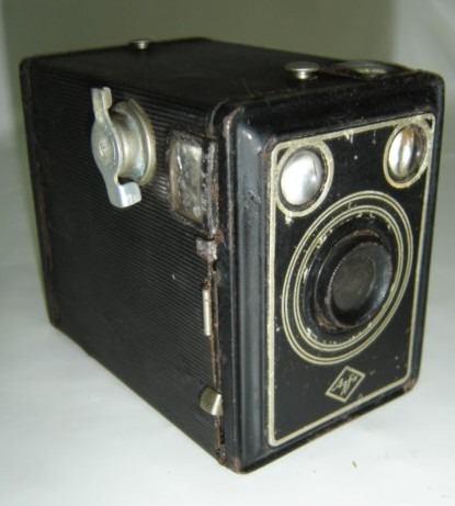 Cámara fotográfica antiguo cajón. # 5