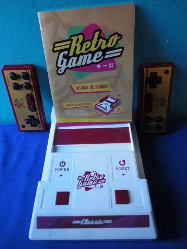Consola de video juego family retro 2 jostick inal. netflix