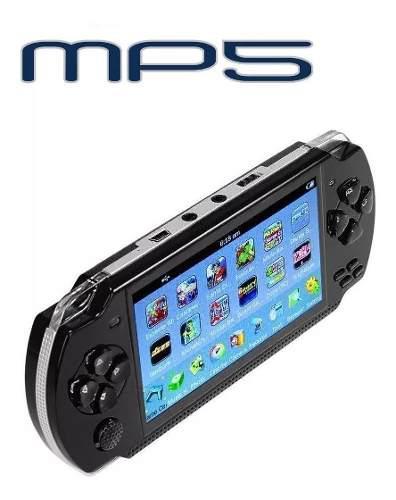 Consola juegos portátil mp5 tipo psp game video 1000 juegos