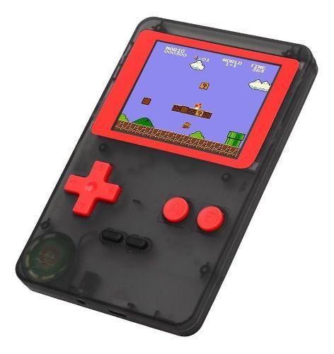 Consola portatil de videojuegos 200 en 1 mario bross usb