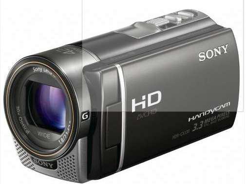 Filmadora sony hdr-cx 190(art nuevo) iluminacion buena
