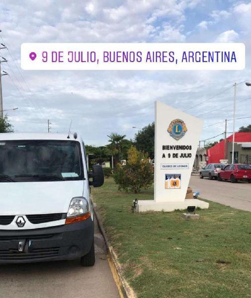 Fletes y minifletes en capital federal, GBA Y TODO EL PAIS