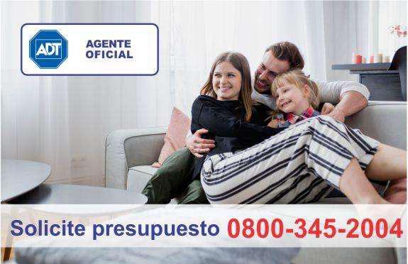 Instale gratis adt alarmas 08003452004 todo el país agente