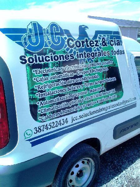 Jc cortez y cia soluciones integrales tecnicas