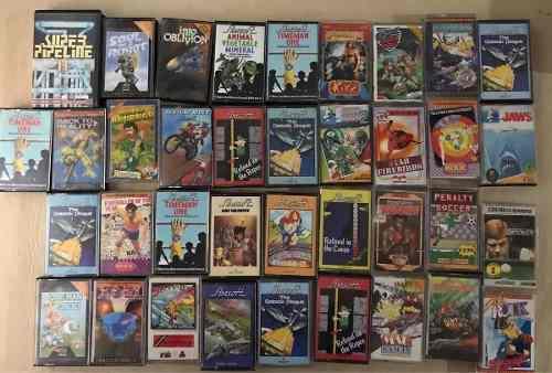 Juegos originales amstrad cpc - retro no atari msx commodore