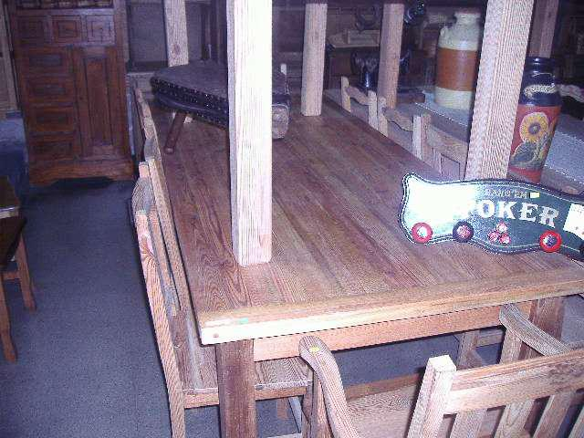 Mesas de pinotea grandes en don torcuato