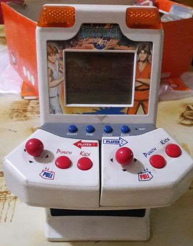 Raraaa consola/video juego arcades world karate fighter