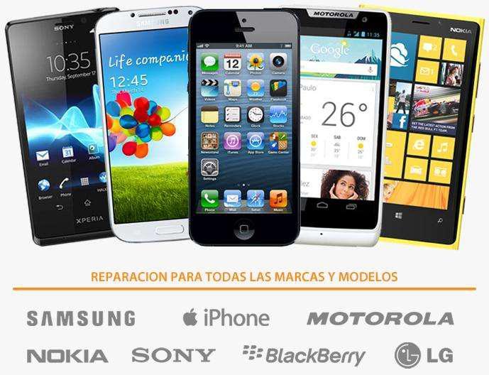 Reparación y venta de celulares smarthones