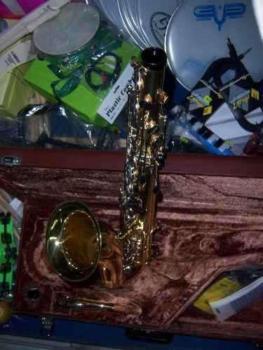 Saxo tenor yamaha nuevo yts25japones para extrenar en