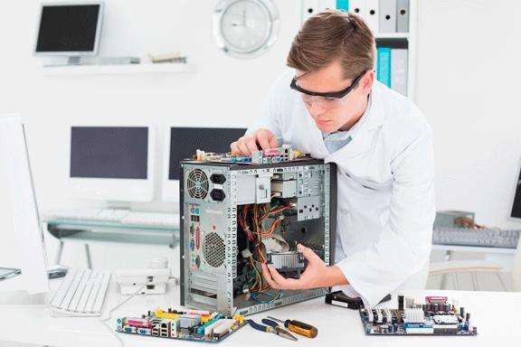 Servicio técnico de computadoras a domicilio rosario