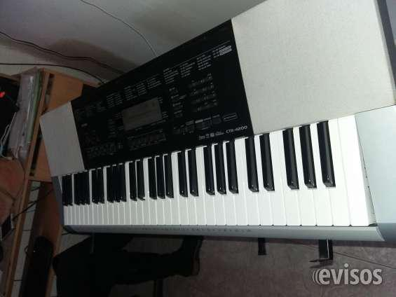 Vendo organo casio ctk 4200 en bahía blanca