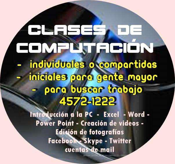 Word excel de computacion clases devoto villa pueyrredon
