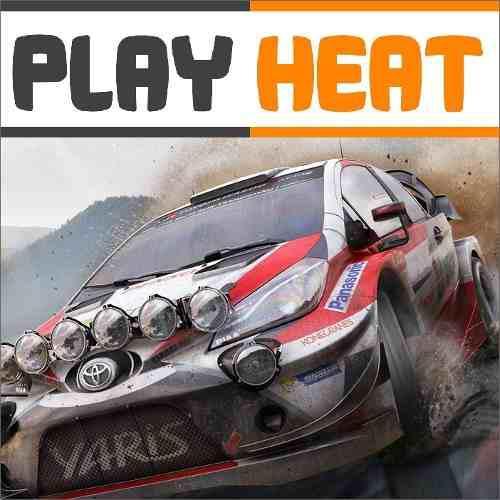 Wrc 7 - world rally champions 7 ps4 - playheat