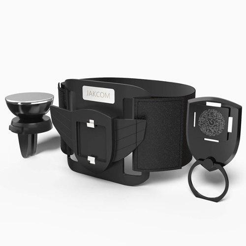 Accesorios para celular jakcom sh2 anillo soporte brazo auto