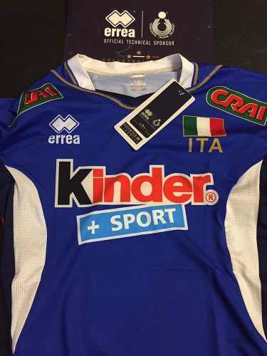 Camiseta selección italiana femenina oficial