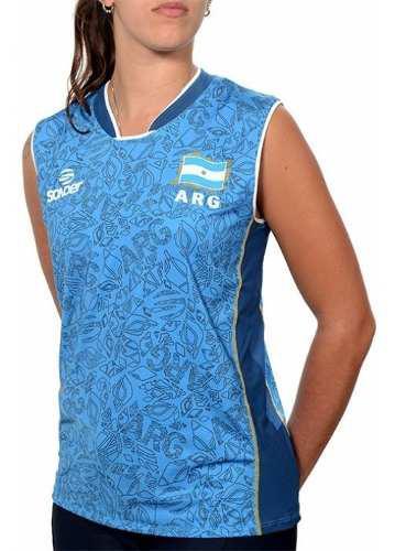 Camiseta seleccion argentina voley. las panteras (2017)