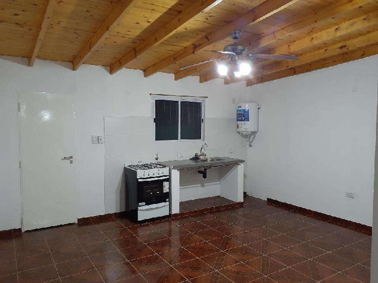 Casa a estrenar 1 dormitorio villa elisa