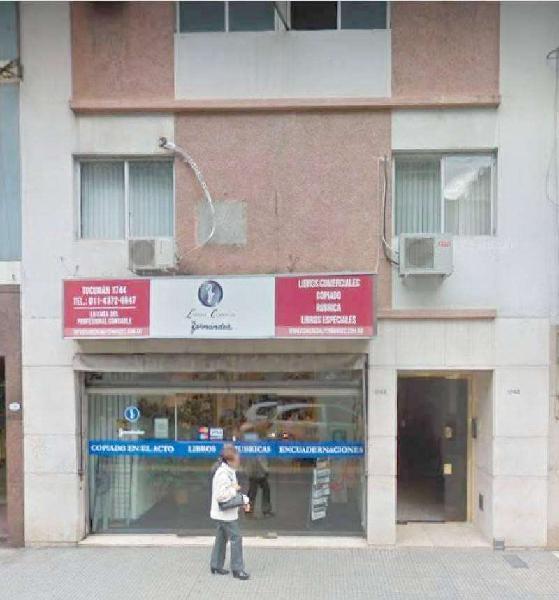 Excelente oficina en alquiler microcentro tucuman 1700