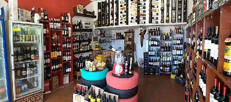 Fondo de comercio vinoteca