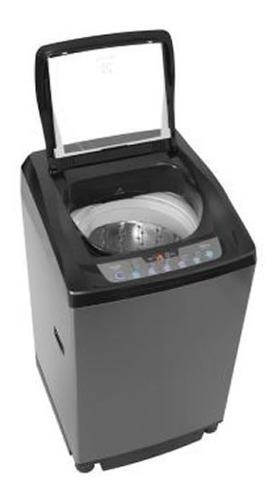 Lavarropas electrolux fuzzy wash grafito 800rpm tio musa