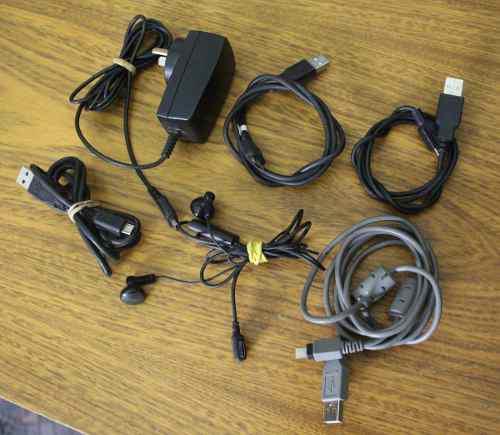 Lote accesorios lg (celulares viejos)