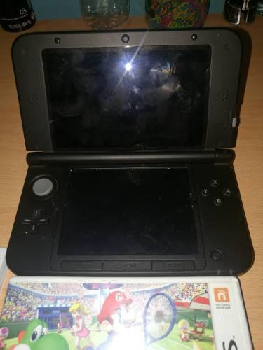 Nintendo 3ds en perfecto estado con dos juegos