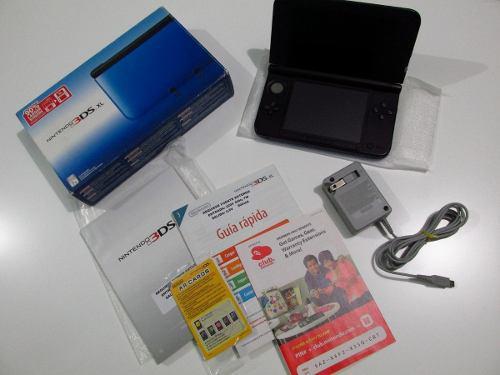 Nintendo 3ds xl americana | firm 11.0.0-33u