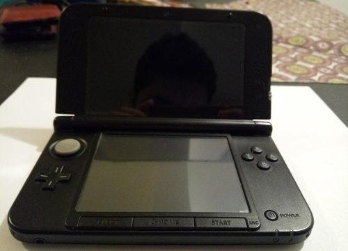 Nintendo 3ds xl como nueva, (leer descripcion)