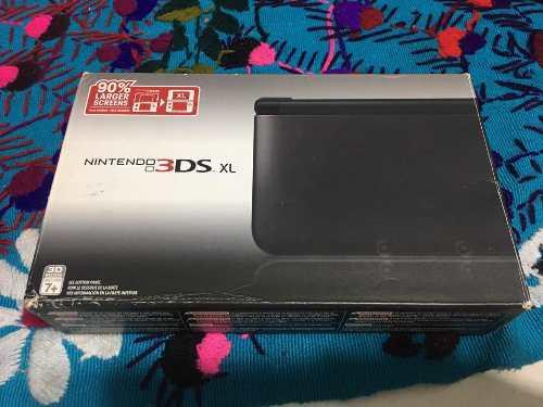 Nintendo 3ds xl flasheada - 40 juegos - flasheada - se