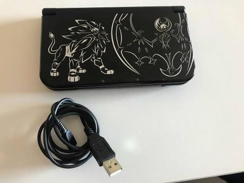Nintendo 3ds xl pokemon + juego de pokemon y