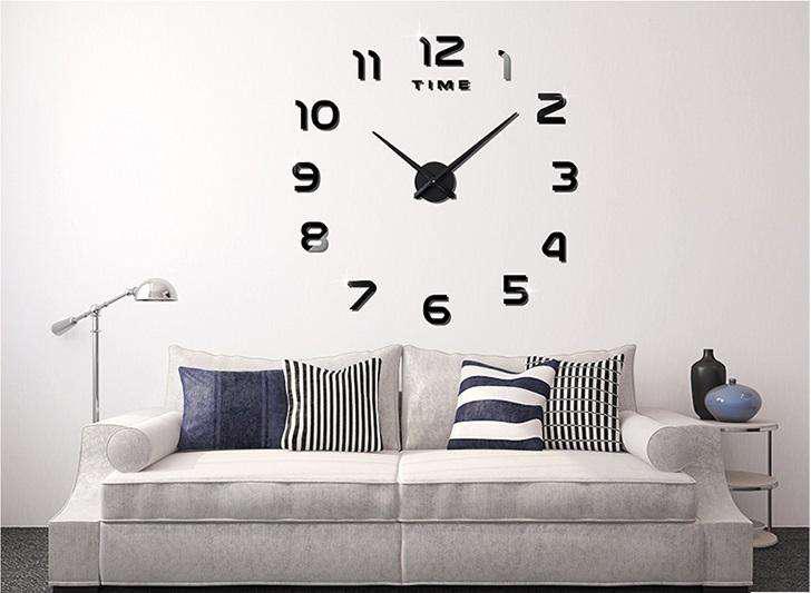 Reloj gigante de pared grandes varios modelos envios a toda