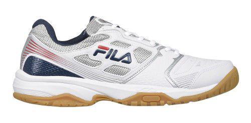 Zapatillas fila top spin tenis padel voley squash envíos