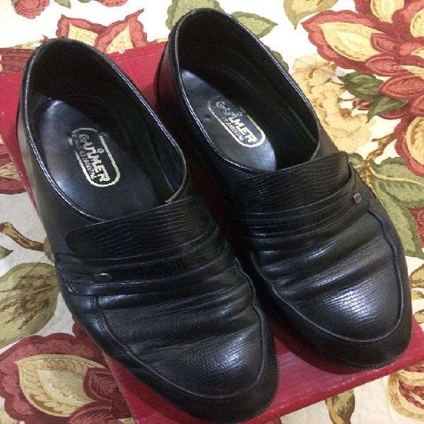 Zapatos hombre de cuero