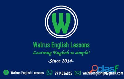 Clases particulares y cursos de inglés