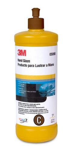 3m abrillantador manual 5990 - hand glaze - foxer