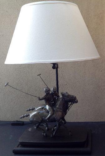 Caballo (2) lampara polo criollo carrera regalo empresarial