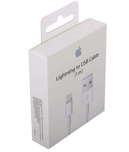 Cable usb lightning apple iphone 5 5s 5c 6 6 plus tribunales