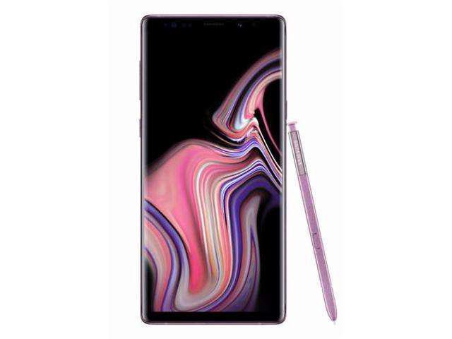 Celular samsung note 9 128gb lavanda - purpur