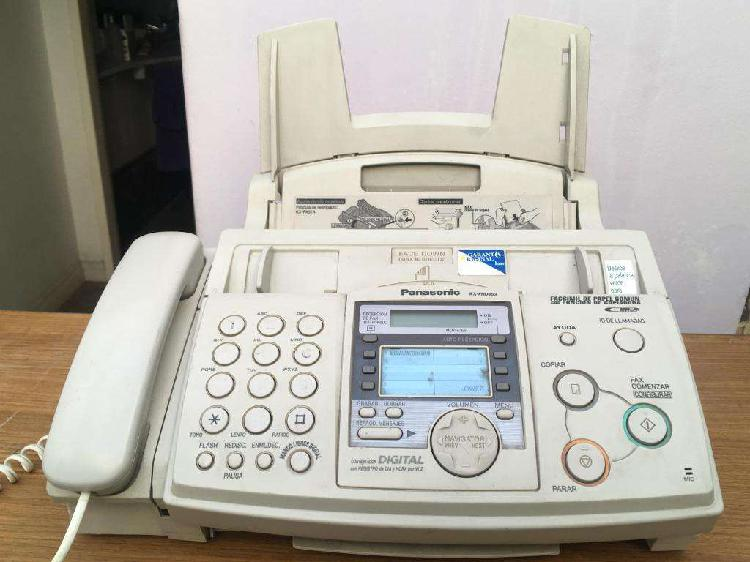 Fax panasonic kx-fhd 353 ag con contestador digital y id