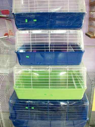 Jaula conejos o cobayos r3