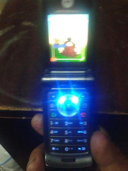 Motorola w375 funciona perfecto muybueno