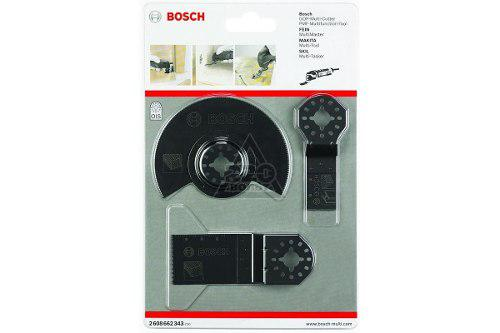 Set accesorios multiherramienta oscilante bosch gop 250 ce