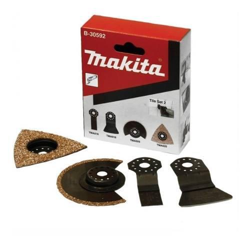 Set accesorios sierra multicortadora ceramica makita b-30592