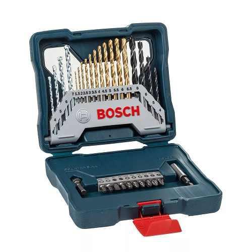 Set promoline bosch 30 accesorios para perforar y atornilla